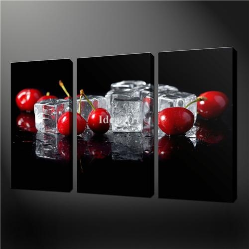 Featured Image of Black White And Red Wall Art