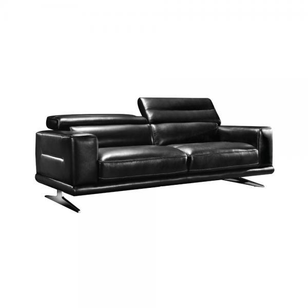 Blair Leather Sofa | Modern Design Sofas For Blair Leather Sofas (Image 6 of 20)