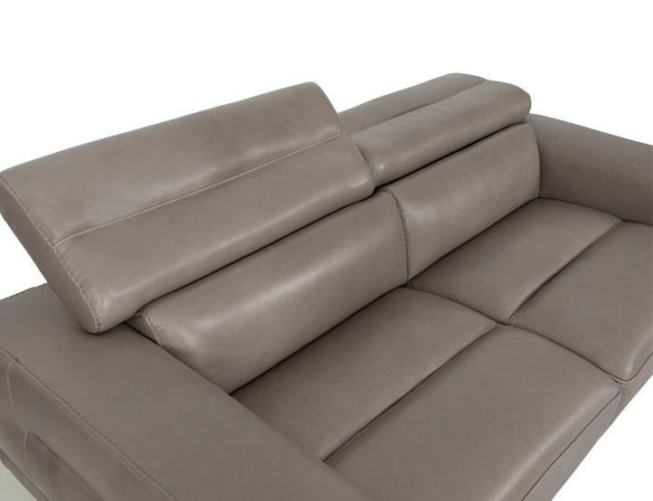 Blair Leather Sofa | Sanblasferry For Blair Leather Sofas (Image 7 of 20)