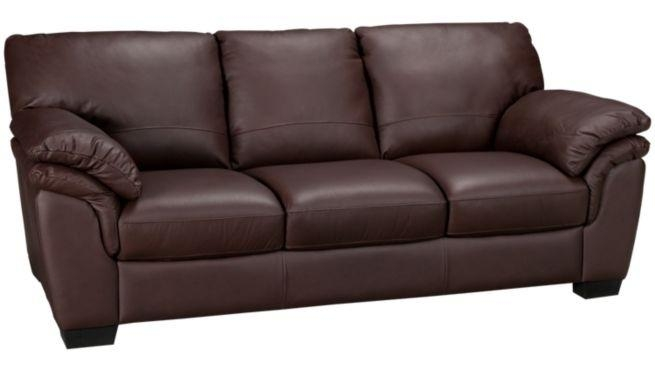 Blair Leather Sofa | Sanblasferry In Italsofa Leather Sofa On Home Throughout Blair Leather Sofas (Image 8 of 20)