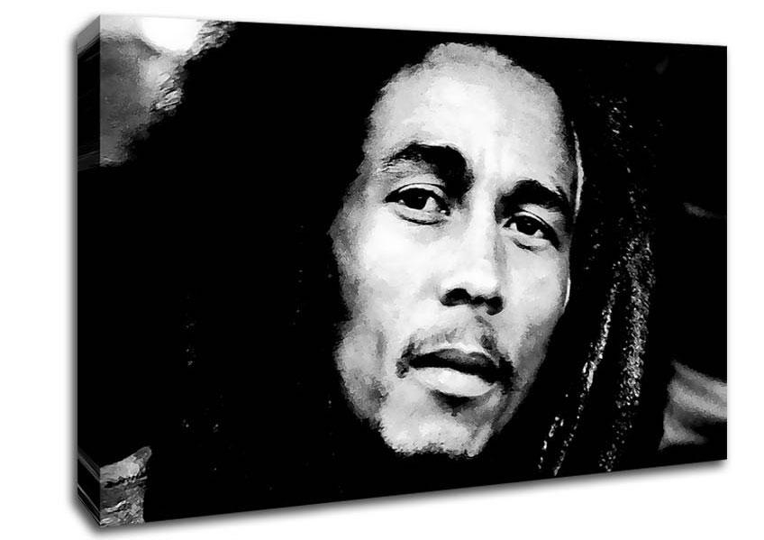 Blog Music Bob Marley Canvas Art Prints For Bob Marley Canvas Wall Art (Image 3 of 20)
