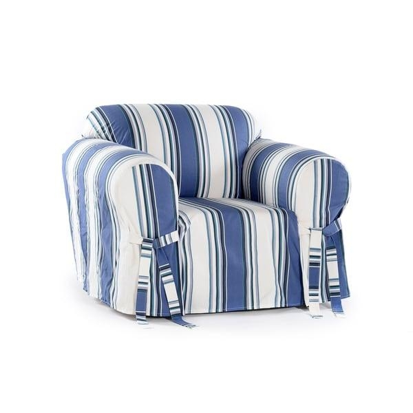 Blue Slipcovers & Furniture Covers – Shop The Best Deals For Oct Pertaining To Blue Slipcovers (View 16 of 20)