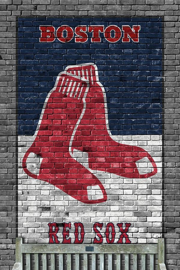 Boston Red Sox Brick Wall Paintingjoe Hamilton In Red Sox Wall Art (Photo 15 of 20)