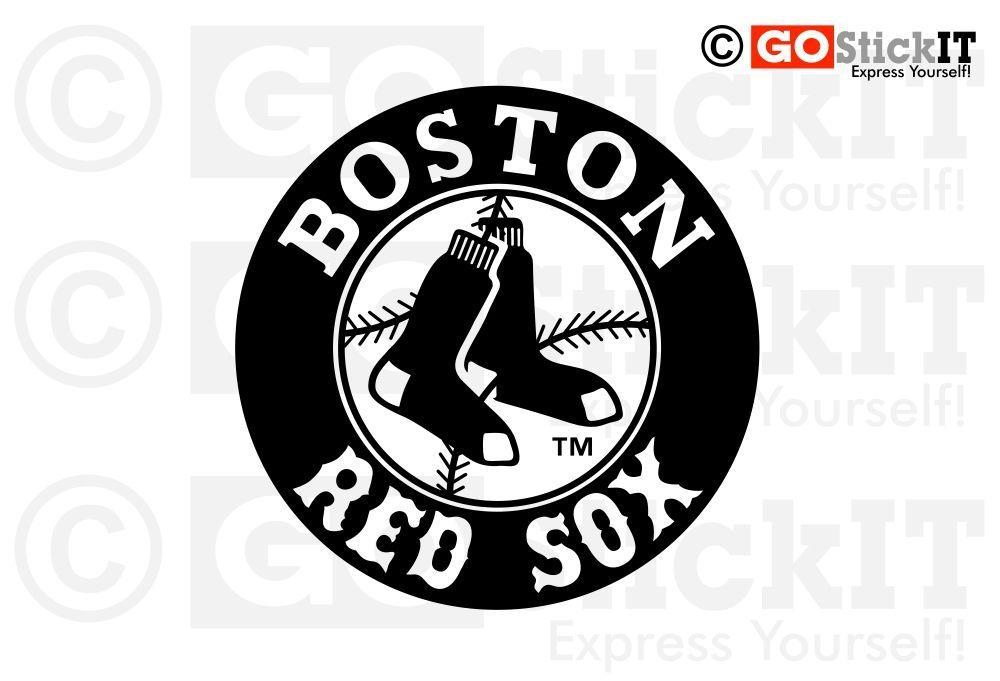Boston Red Sox Circle Logo Wall Art Regarding Red Sox Wall Art (View 18 of 20)