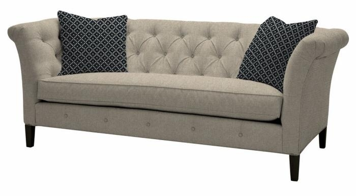 Bridgeport Condo Size Sofa – Sofas And Sofa Beds With Regard To Condo Size Sofas (Image 13 of 20)