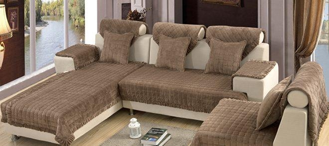 Brilliant Sectional Sofa Covers Pet Furniture For Sofas Loveseats Inside Sofas Cover For Sectional Sofas (Image 4 of 20)