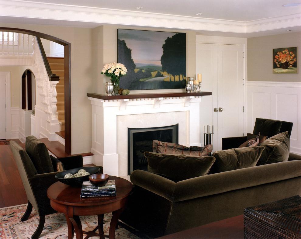 Brown Velvet Sofa Living Room – Modern House In Brown Velvet Sofas (View 12 of 20)