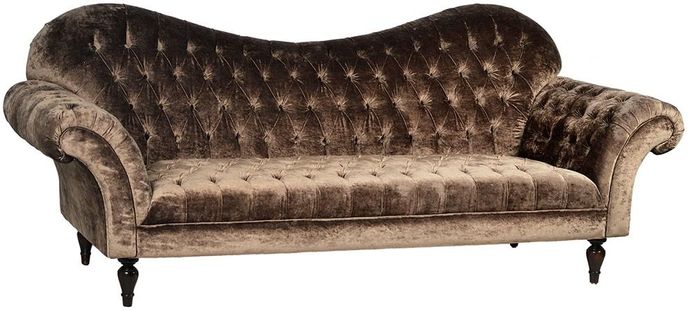 Featured Image of Brown Tufted Sofas