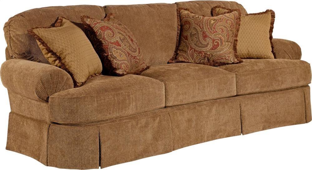 Broyhill Furniture Mckinney Sofa | 65443 | Sofas | Plourde Regarding Broyhill Mckinney Sofas (Image 4 of 20)