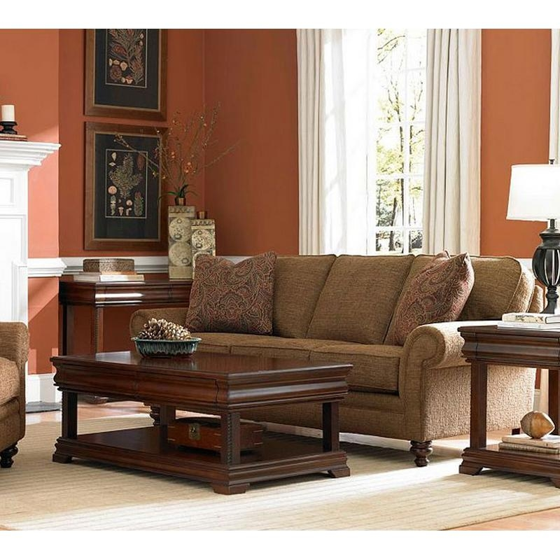 Broyhill Sofas Larissa 6112 3Q (Stationary) From Rooms For Less Intended For Broyhill Larissa Sofas (Image 14 of 20)