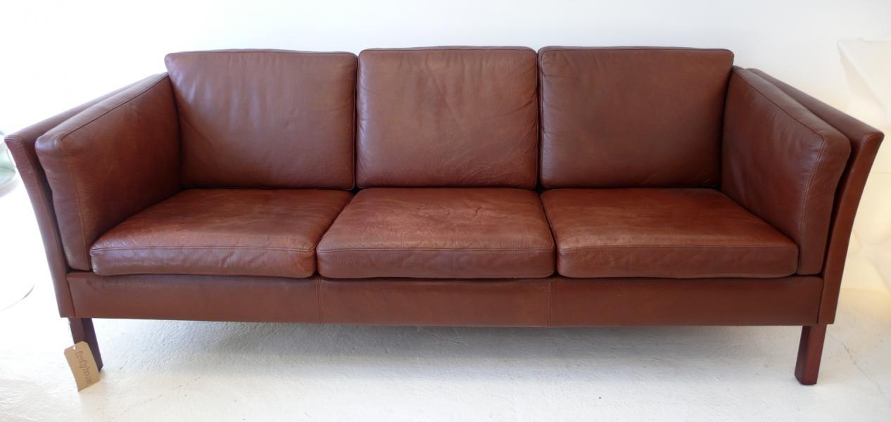 Buat Testing Doang: Danish Leather Sofa With Danish Leather Sofas (Photo 9 of 20)