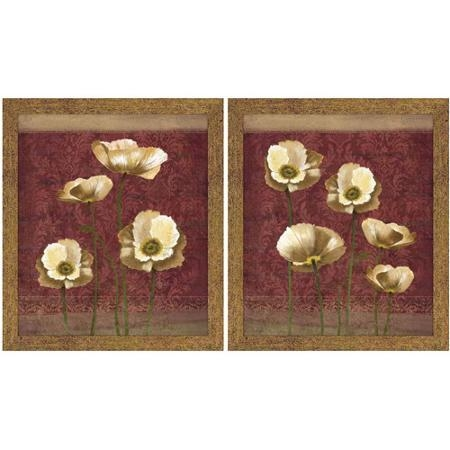 Burgundy Wall Art Luxury Metal Wall Art For Large Canvas Wall Art For Burgundy Wall Art (Image 10 of 20)