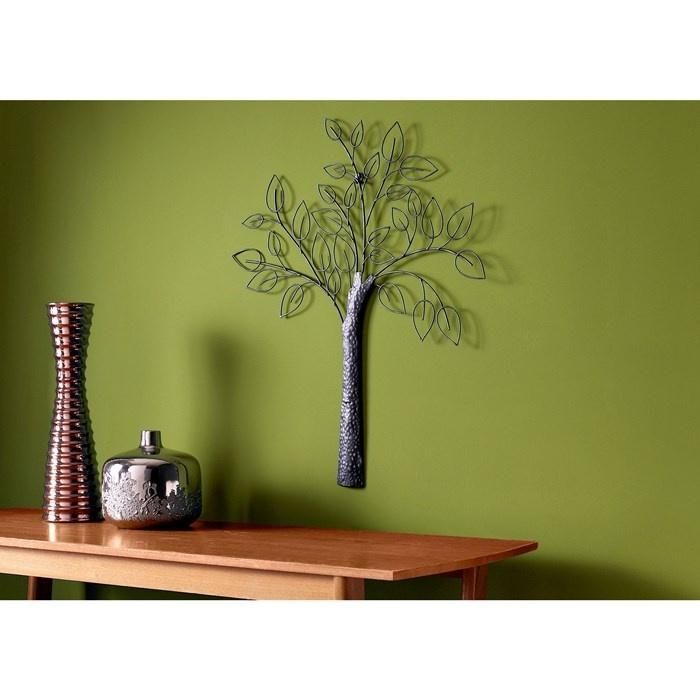 Buy Graham And Brown Tree Metal Wall Art With Graham & Brown Wall Art (Image 5 of 20)
