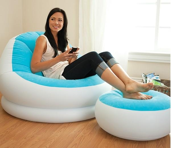 Buy Intex Inflatable Sofa And Stool In Pakistan | Original Intex With Regard To Intex Inflatable Sofas (View 8 of 20)