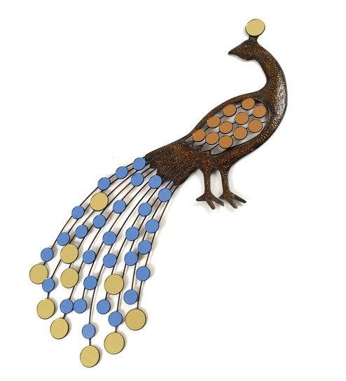 Buy Take Me Home Handcrafted Jeweled Peacock Wall Art Online With Regard To Jeweled Peacock Wall Art (Image 10 of 20)