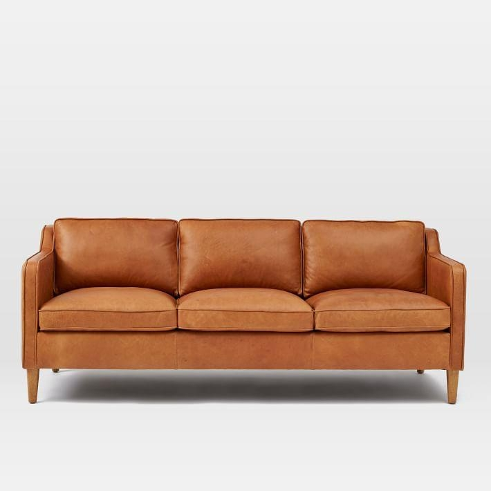 Camel Color Leather Sofa | Sanblasferry Intended For Camel Color Leather Sofas (Image 8 of 20)