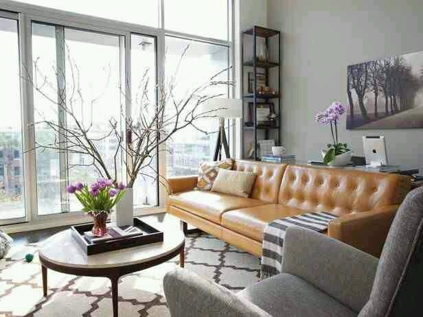 Camel Hued Sofas And Chairs… – Design Indulgences Regarding Camel Color Sofas (Image 8 of 20)