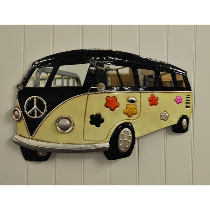 Camper Van Metal Wall Artpremier Pertaining To Campervan Metal Wall Art (View 10 of 20)