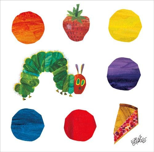 Canvas Art | The Eric Carle Museum Of Picture Book Art Within Very Hungry Caterpillar Wall Art (Image 11 of 20)