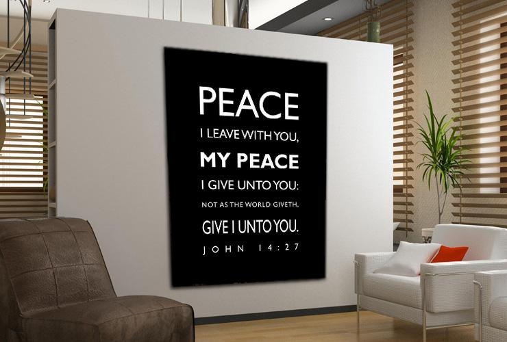 Canvas Prints | Canvas Wall Art | Stretched Canvas Prints | Get Regarding Scripture Canvas Wall Art (Image 16 of 20)