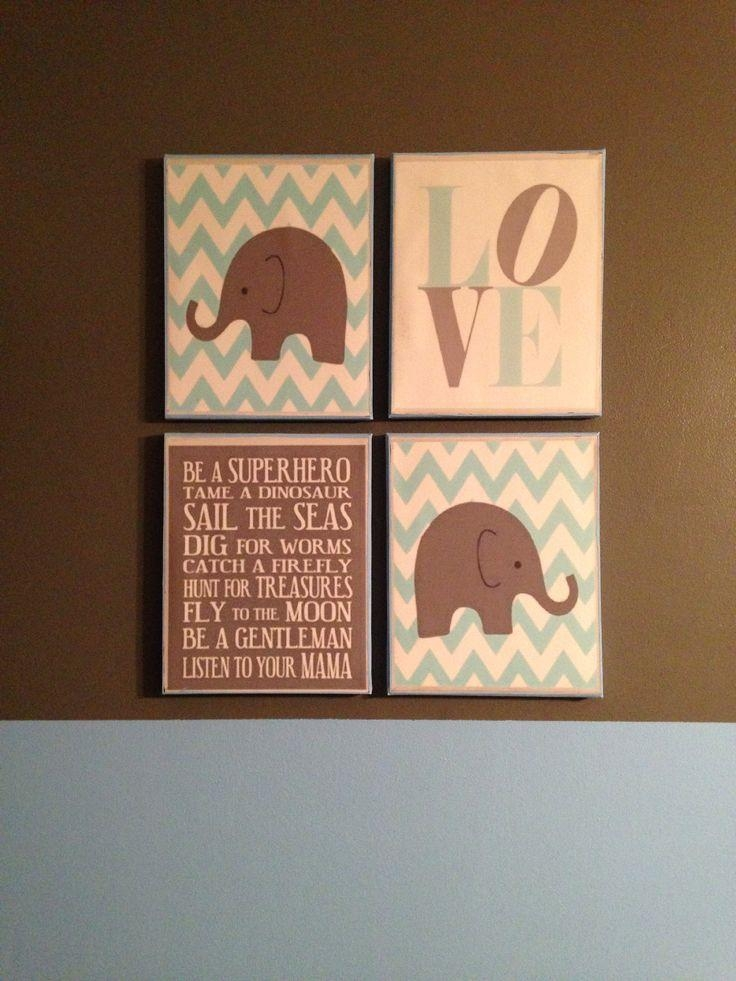 20 Ideas Of Canvas Prints For Baby Nursery Wall Art Ideas