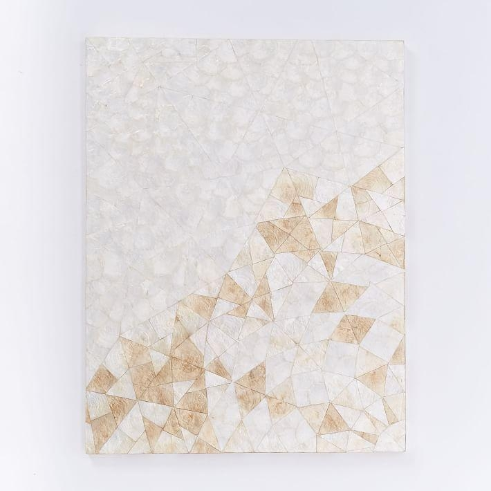 Featured Image of Capiz Shell Wall Art