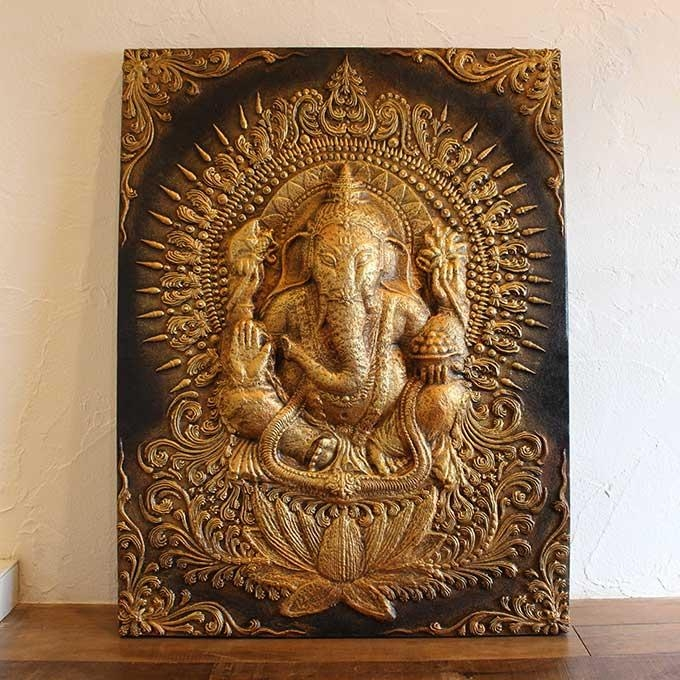 Caran2 | Rakuten Global Market: Ganesha Large Size Wall Decals Within Ganesh Wall Art (View 15 of 20)