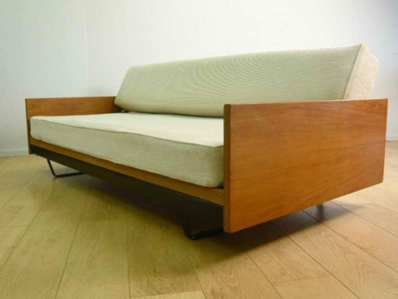 Catchy Mid Century Modern Sleeper Sofa Amazing Vintage Danish With Danish Modern Sofas (Image 10 of 20)