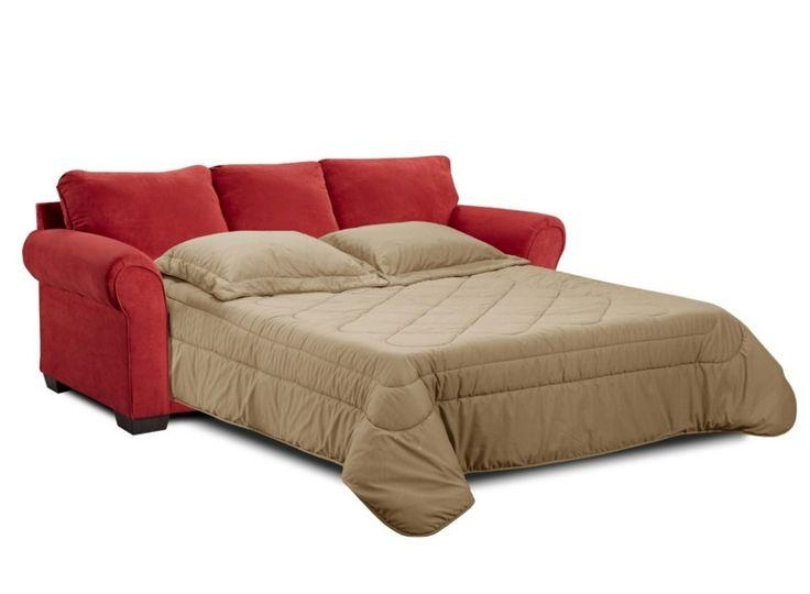Catchy Queen Size Sofa Sleeper Modern Sofabeds Futon Convertible Intended For Convertible Queen Sofas (Image 4 of 20)