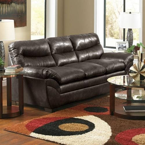 Catchy Simmons Leather Sofa With Nice Simmons Leather Sofa Simmons Intended For Simmons Bonded Leather Sofas (Image 6 of 20)