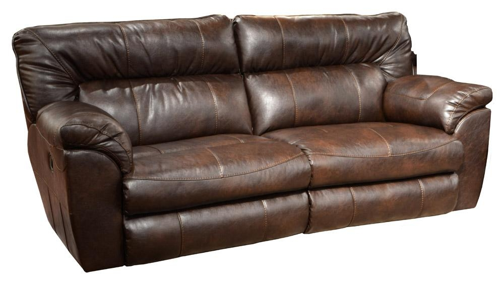 Catnapper Nolan Extra Wide Reclining Sofa Pertaining To Catnapper Sofas (Image 5 of 20)