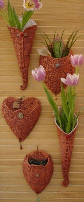 Ceramic Flower Wall Art – Foter Within Ceramic Flower Wall Art (View 18 of 20)