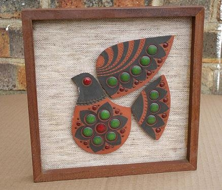 Ceramic Wall Art, Panels And Plaques Intended For Large Ceramic Wall Art (Image 15 of 20)
