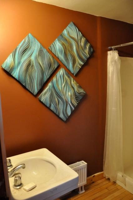 Ceramic Wall Art Tile – Bathroom – Boston  Natalie Blake In Ceramic Tile Wall Art (Image 14 of 20)