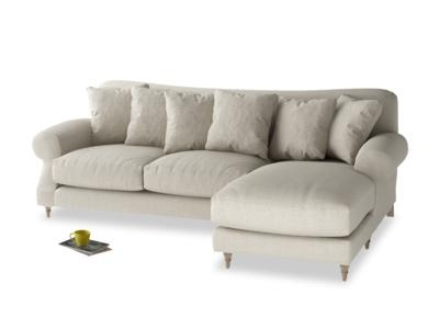 Chaise Sofas | Choose Your Style & Fabric | Loaf Pertaining To Chaise Sofas (Image 9 of 20)