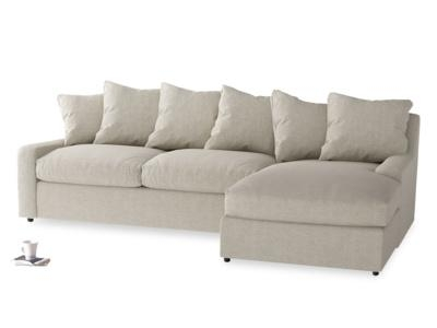 Chaise Sofas | Choose Your Style & Fabric | Loaf Regarding Chaise Sofas (Image 10 of 20)