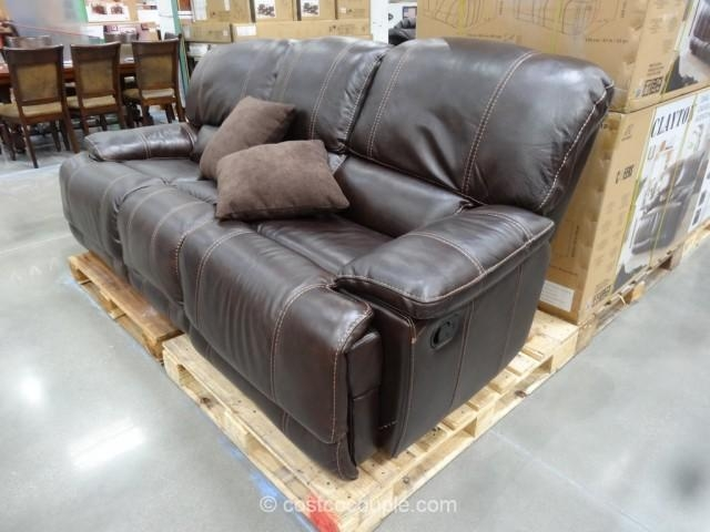 Cheers Clayton Motion Leather Sofa Pertaining To Cheers Leather Sofas (View 4 of 20)