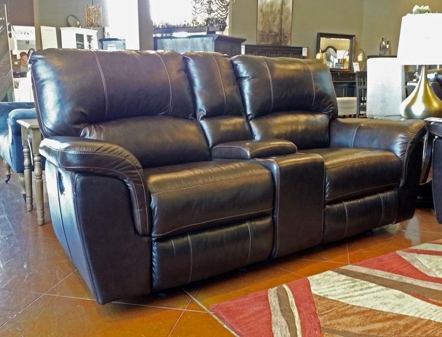 Cheers Sofa Brandy 3 Piece Leather Reclining Console Loveseat Intended For Cheers Leather Sofas (View 17 of 20)