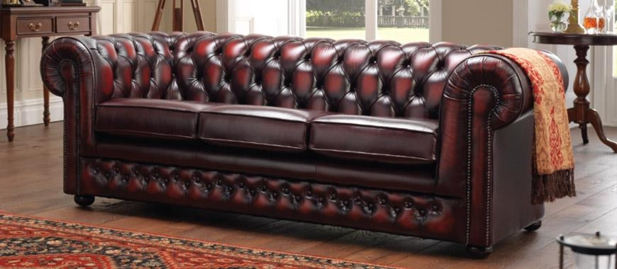Chesterfield Sofas | Leather & Velvet Designs | Sofasofa® – Official Regarding Red Chesterfield Chairs (Image 12 of 20)