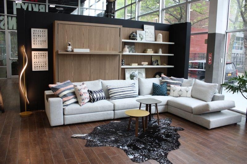 Choosing Small Scale Furniture For Small Living Room – Midcityeast Throughout Small Scale Sofas (Image 5 of 20)