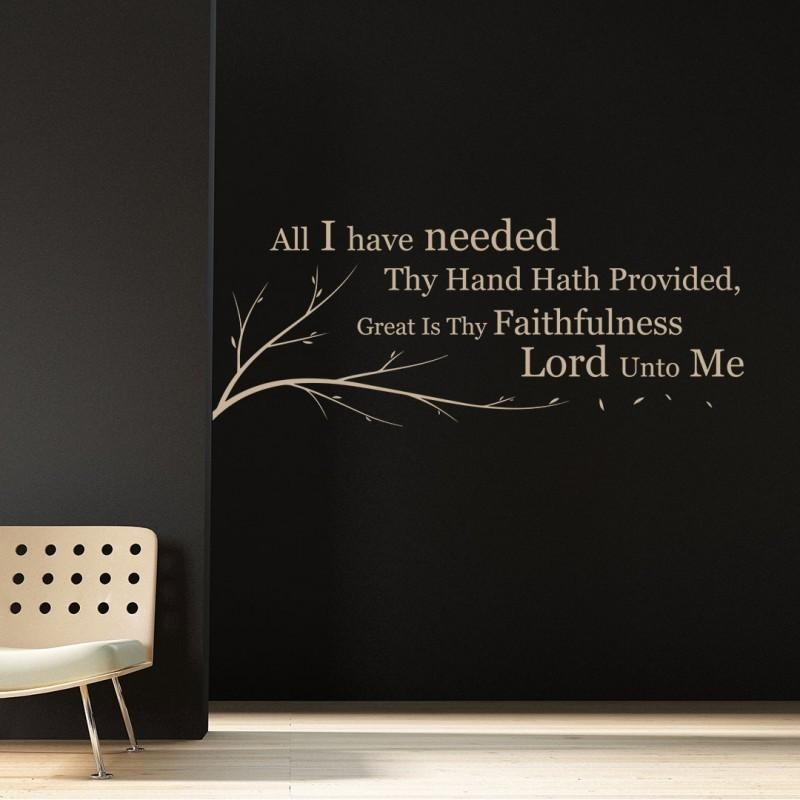 Christian Wall Decals | Roselawnlutheran In Large Christian Wall Art (Image 10 of 20)