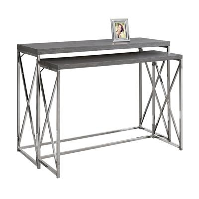 Chrome Sofa Tables From Lowe's Canada Regarding Chrome Sofa Tables (Image 4 of 20)