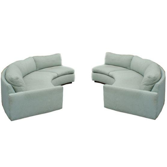 Circular Sectional Sofa | Half Circle Sofa Furniture Http://www Within Semi Circular Sectional Sofas (Image 9 of 20)