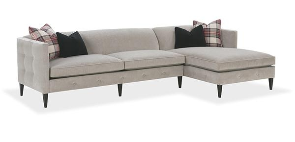 Claire Sectional Sofarowe – Sectional Sofas With Regard To Rowe Sectional Sofas (View 4 of 20)