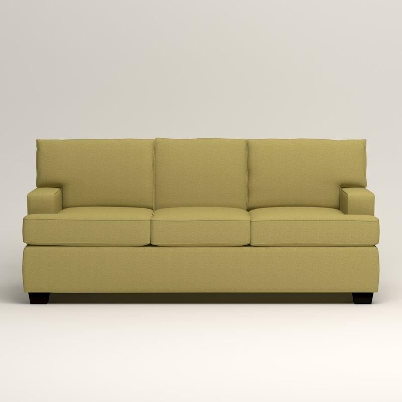 Clarkedale Sleeper Sofa & Reviews | Birch Lane For Everyday Sleeper Sofas (Image 6 of 20)