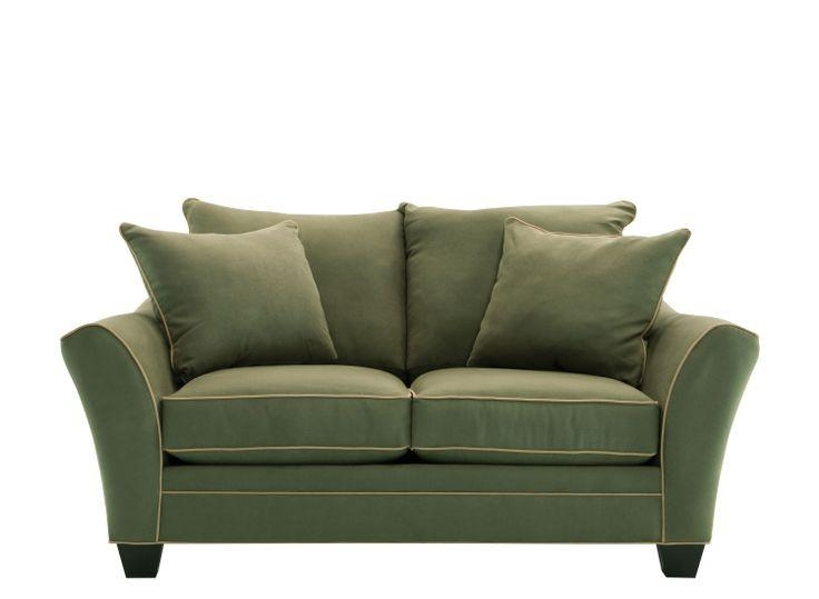 20 Ideas Of Green Microfiber Sofas Sofa Ideas