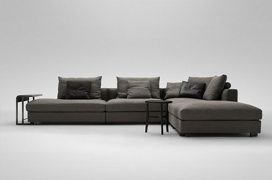 Cloud – Camerich Los Angeles Within Cloud Sectional Sofas (Photo 19 of 20)