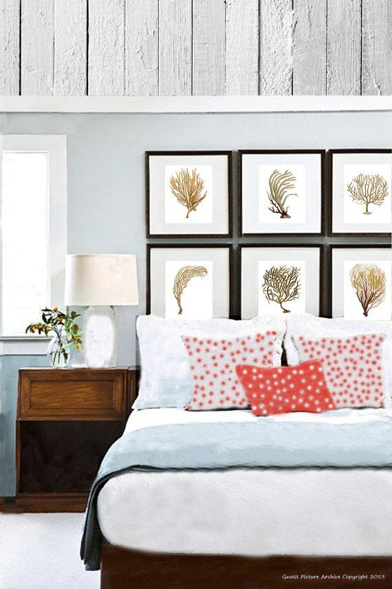 Featured Image of Sea Fan Wall Art