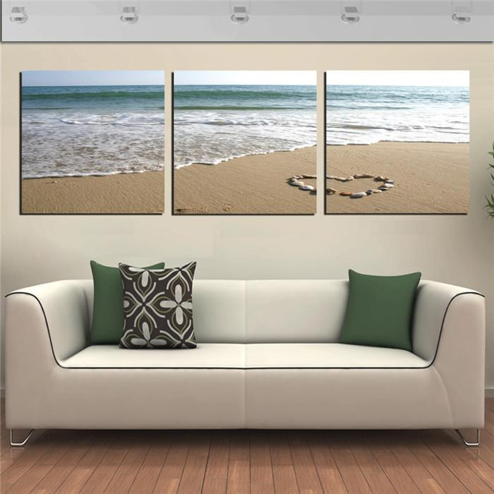 Coastal Wall Art Decor (Image 16 of 20)