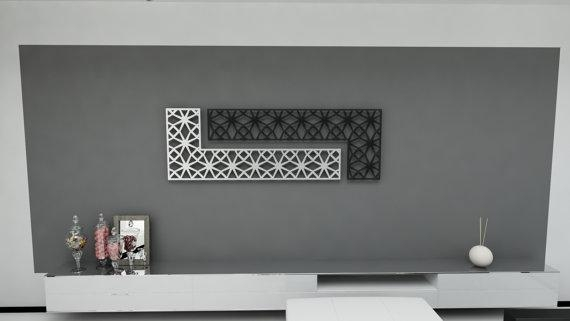 Collectiondowntotask – Modern Italian Design Wall Art Aluminum Regarding Italian Metal Wall Art (Image 6 of 20)